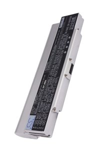 Sony Vaio VGN-CR19XN/B battery (8800 mAh, Silver)