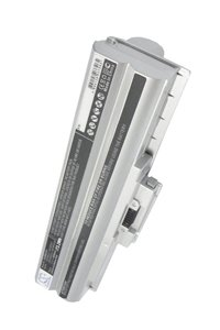 Sony Vaio VGN-SR51MF/S battery (6600 mAh, Silver)