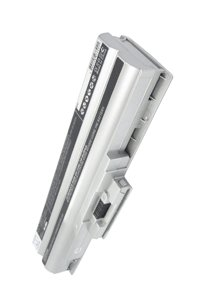 Sony Vaio VGN-NS10L/S battery (4400 mAh, Silver)