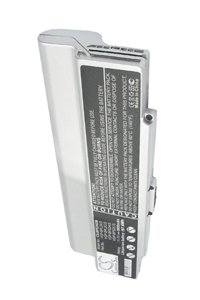 Sony Vaio VGN-SZ71WN/C battery (8800 mAh, Silver)