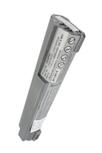 Sony Vaio VGN-T2XP/S battery (6600 mAh, Metallic Silver)