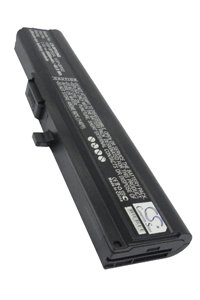 Sony Vaio VGN-TX5MN/W battery (6600 mAh, Black)