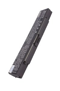 Sony Vaio VGN-AR71M battery (4400 mAh, Black)