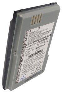 Benq P50 battery (2600 mAh, Metallic Gray)