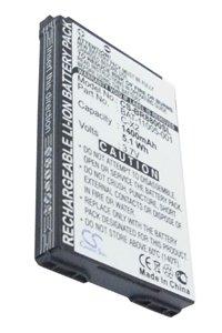 Blackberry 8830 World Edition battery (1400 mAh)