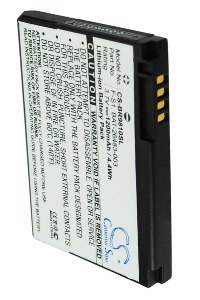 Blackberry Torch 2 9810 battery (1200 mAh)