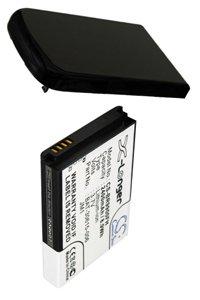 Blackberry Bold 9900 battery (2400 mAh, Black)
