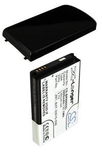 Blackberry Bold 9900 battery (3000 mAh, Black)