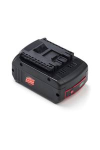 Bosch GDR 18 V-LI battery (3000 mAh, Black)