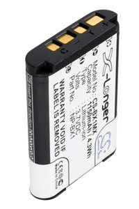 Sony HDR-GW66VE battery (1150 mAh, Black)