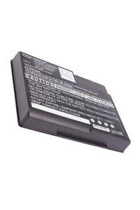HP Pavilion ZT3017EA-DP789E battery (4400 mAh, Black)