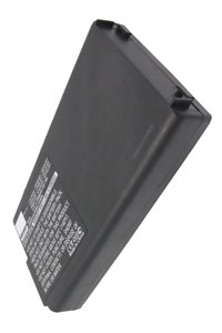 Compaq Presario 1217JP battery (4400 mAh, Black)