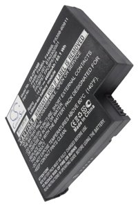 Acer Aspire 1312LC battery (4400 mAh, Black)