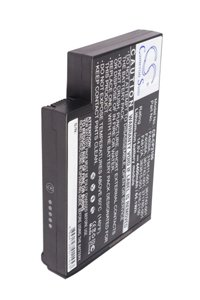 HP Pavilion ze4360 battery (4400 mAh, Black)