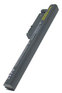 HP EliteBook 2530p battery (4400 mAh, Black)