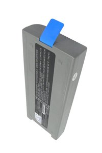 Panasonic Toughbook CF-19 battery (4400 mAh, Gray)