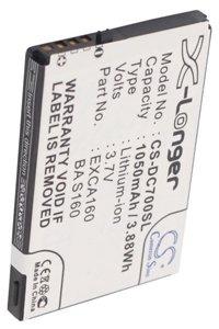 T-Mobile MDA Mail battery (1050 mAh)