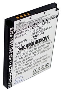 HTC S710 battery (1100 mAh)
