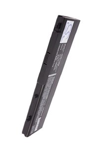 Dell Vostro 1720 battery (6600 mAh, Black)