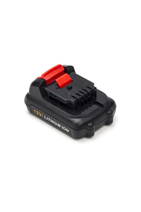 DeWalt DCK211S2 battery (2000 mAh, Black)