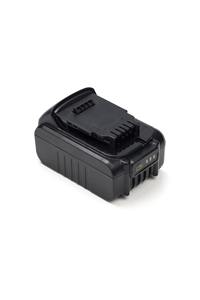 DeWalt DCD735L2 battery (4000 mAh, Black)