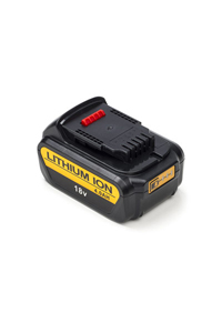 DeWalt DCD780L2 battery (4000 mAh, Black)