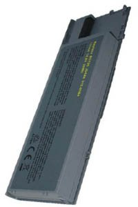 Dell Latitude ATG D630 battery (2200 mAh, Metallic Gray)