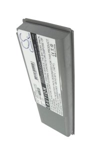Dell Latitude D800 battery (6600 mAh, Gray)
