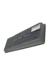 Dell Latitude D800 battery (4400 mAh, Metallic Gray)