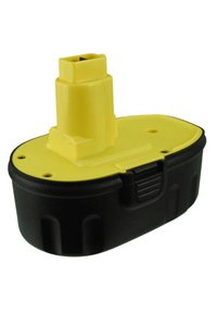 DeWalt DW059K-2 battery (1500 mAh)