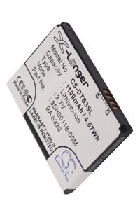 HTC Touch Cruise 2009 battery (1100 mAh)