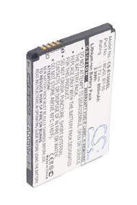 Motorola W230a battery (800 mAh)