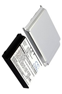 E-ten glofiish M700 battery (3000 mAh, Silver)