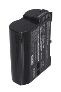 Nikon D7000 battery (1600 mAh, Black)