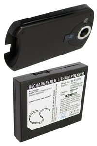 I-mate Jasjar battery (4800 mAh, Black)