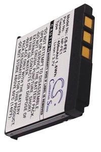 Sony Cyber-shot DSC-T7 battery (450 mAh, Dark Gray)