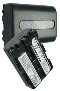 Sony DCR-DVD100E battery (1300 mAh, Dark Gray)