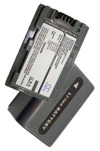 Sony DCR-SR100E battery (1360 mAh, Dark Gray)
