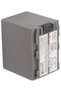 Sony DCR-SR100E battery (2100 mAh, Dark Gray)