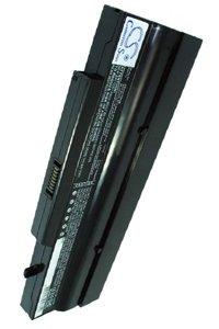 Fujitsu Esprimo Mobile V6535 battery (6600 mAh, Black)