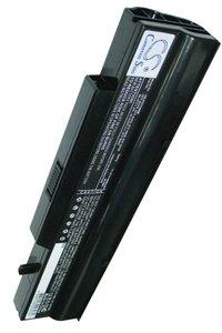 Fujitsu Esprimo Mobile V6535 battery (4400 mAh, Black)