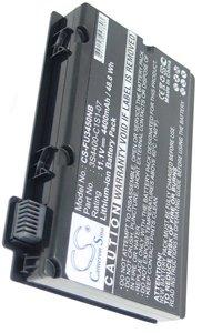 Fujitsu Amilo Pi3540 battery (4400 mAh, Black)