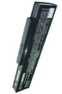 Fujitsu Amilo Pi3660 battery (4400 mAh, Black)