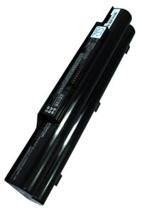 Fujitsu LifeBook S761/D battery (4400 mAh, Black)