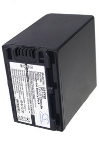 Sony HDR-CX740VE battery (2200 mAh, Black)