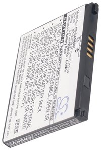 Garmin Nuvi 295 battery (1200 mAh, Black)