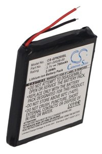 Garmin Forerunner 305 battery (700 mAh)