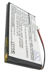 Garmin iQue M3 battery (1250 mAh)
