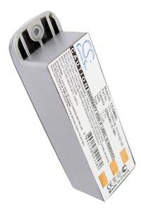 Garmin Zumo 500 Deluxe battery (2200 mAh, Silver)