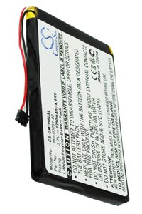 Garmin Nuvi 2595LMT battery (1250 mAh)